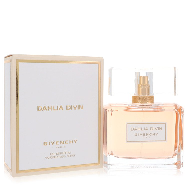 Dahlia Divin by Givenchy Women's Eau De Parfum Spray 2.5 oz