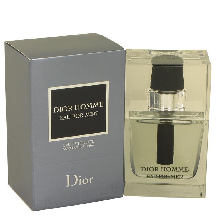 Dior Homme Eau by Christian Dior Men's Eau De Toilette Spray 1.7 oz