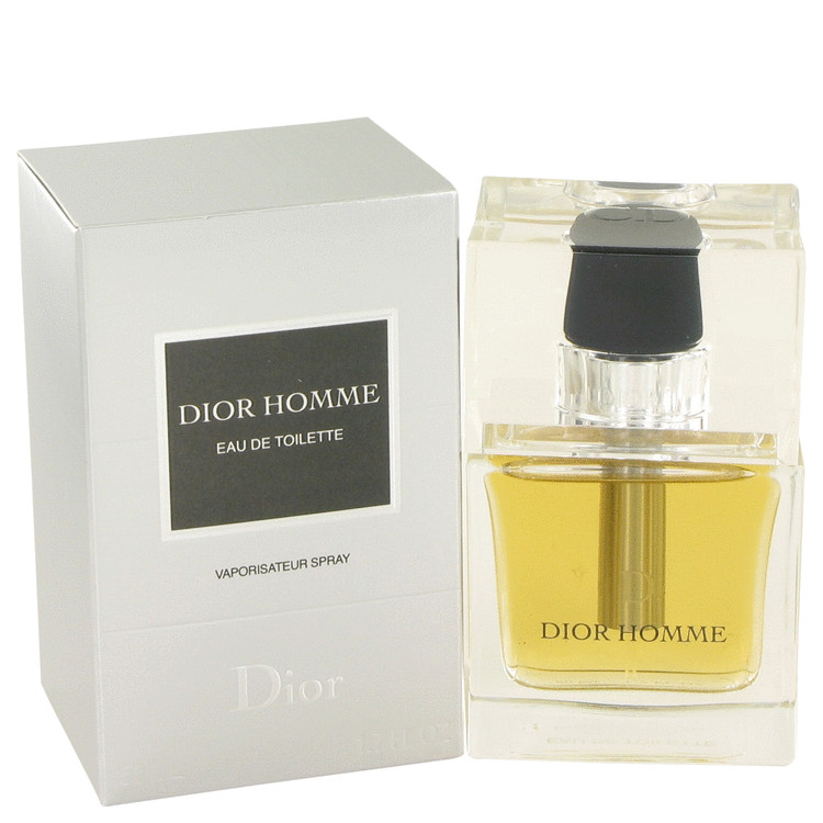 Dior Homme by Christian Dior Men's Eau De Toilette Spray 1.7 oz