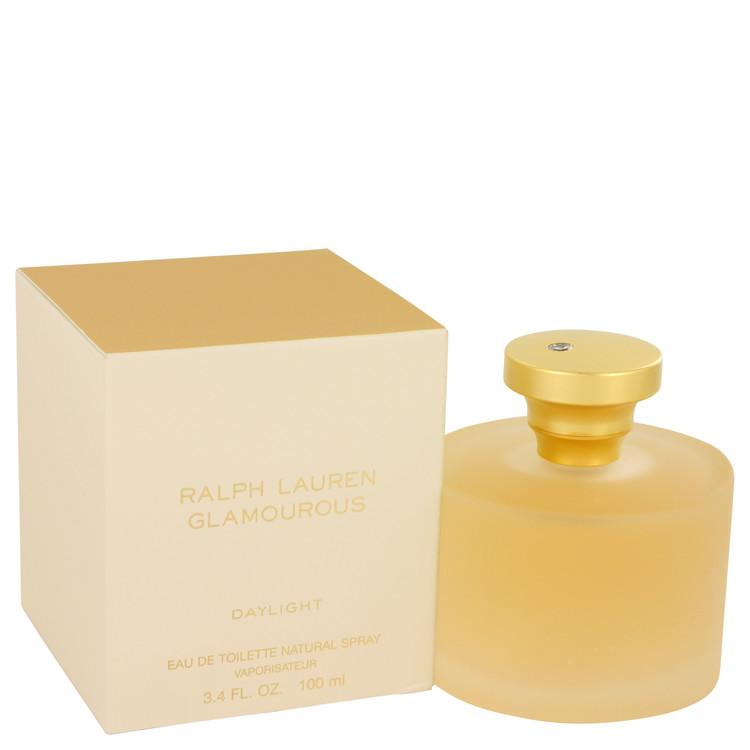 Glamourous Daylight by Ralph Lauren for Women Eau De Toilette Spray 3.4 oz