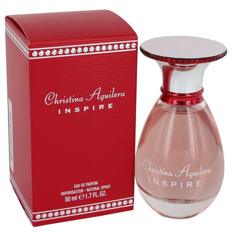 Christina Aguilera Inspire by Christina Aguilera Women's Eau De Parfum Spray 1.7 oz