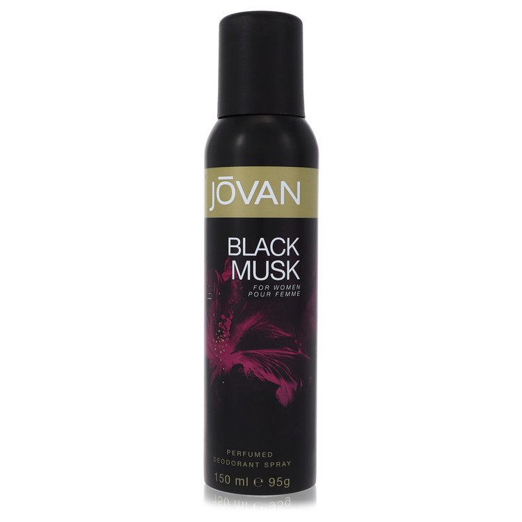 Jovan Black Musk by Jovan Women's Deodorant Spray 5 oz