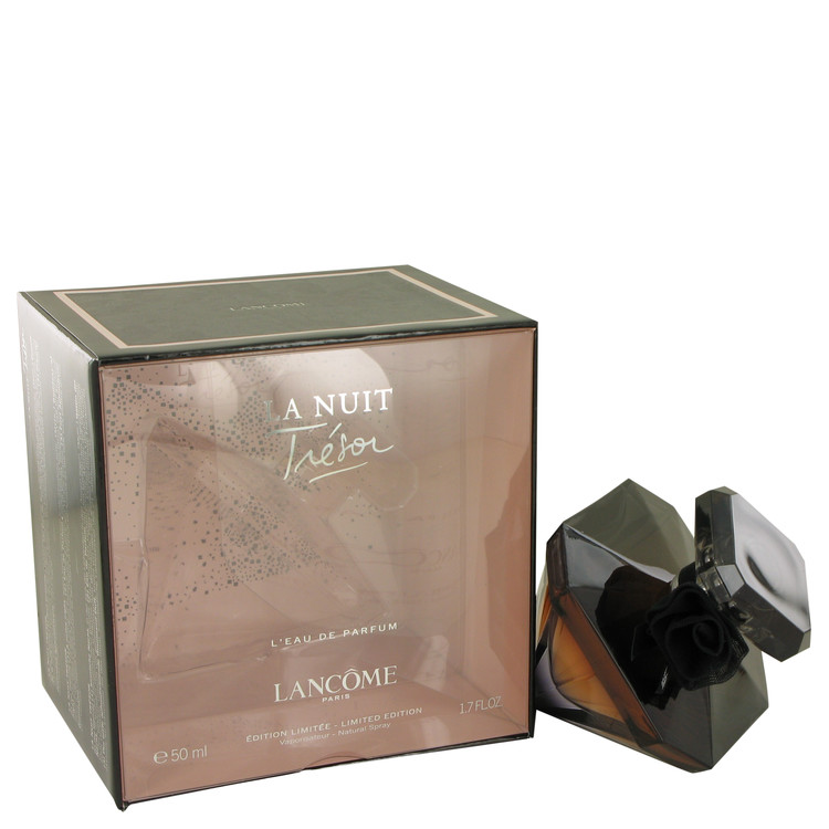 La Nuit Tresor by Lancome for Women L'eau De Parfum Spray (Limited Edition) 1.7 oz