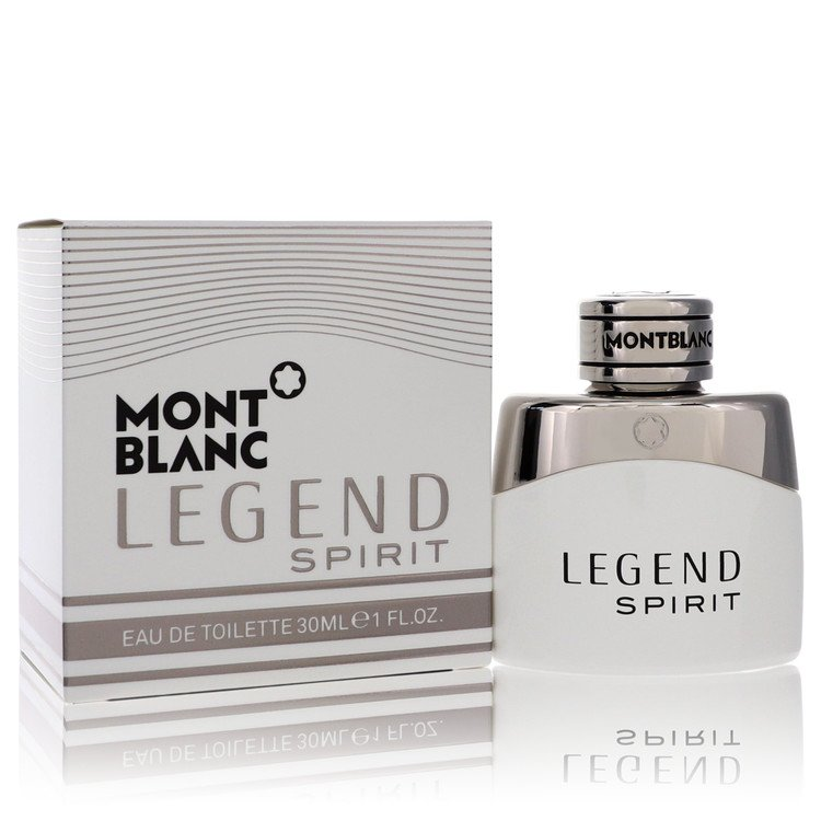 Montblanc Legend Spirit by Mont Blanc for Men Eau De Toilette Spray 1 oz