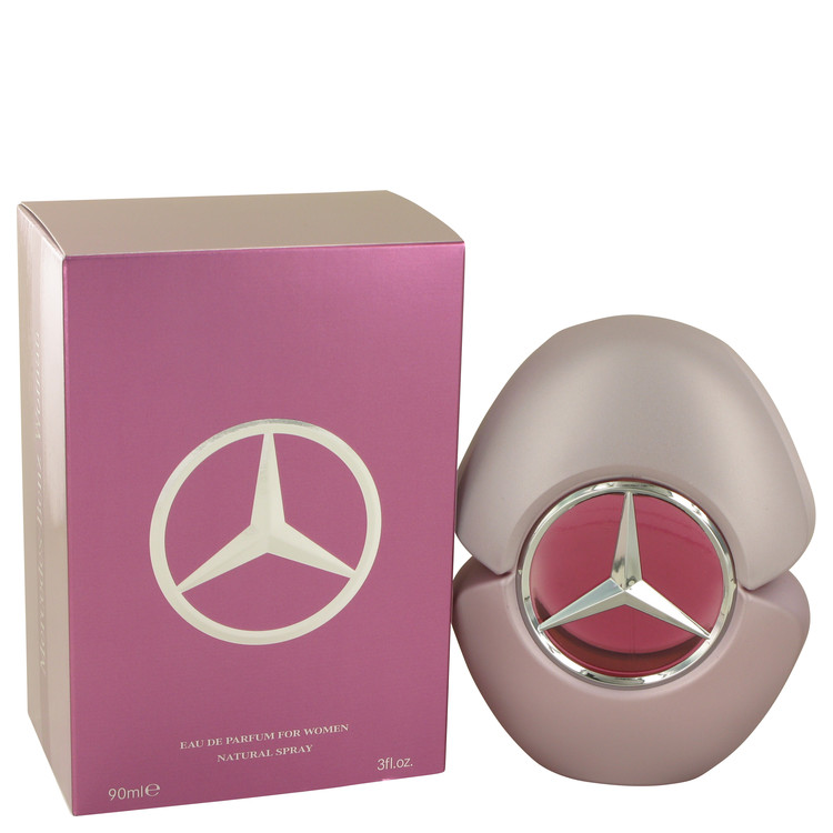 Mercedes Benz Woman By Mercedes Benz For Women Eau De Parfum Spray 3 Oz