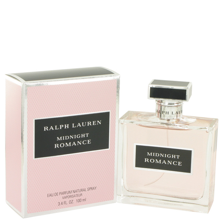 Midnight Romance by Ralph Lauren Women's Eau De Parfum Spray 3.4 oz