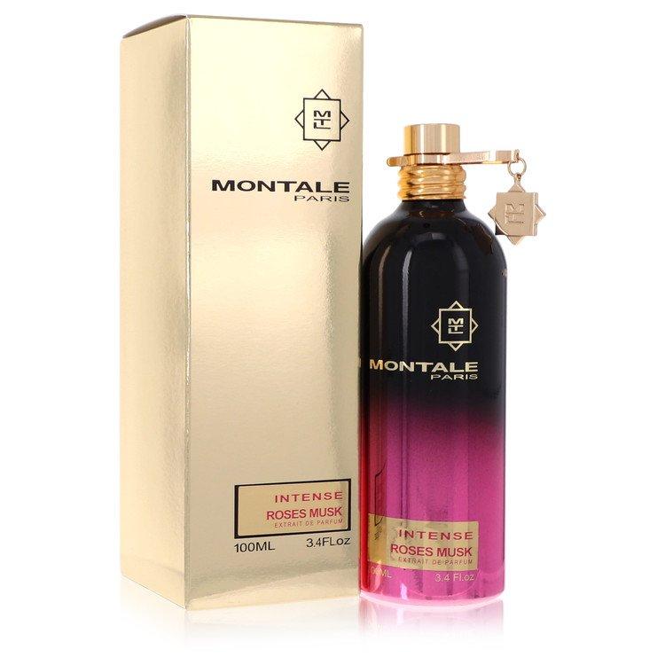 Montale Intense Roses Musk by Montale Women's Eau De Parfum Spray 3.4 oz
