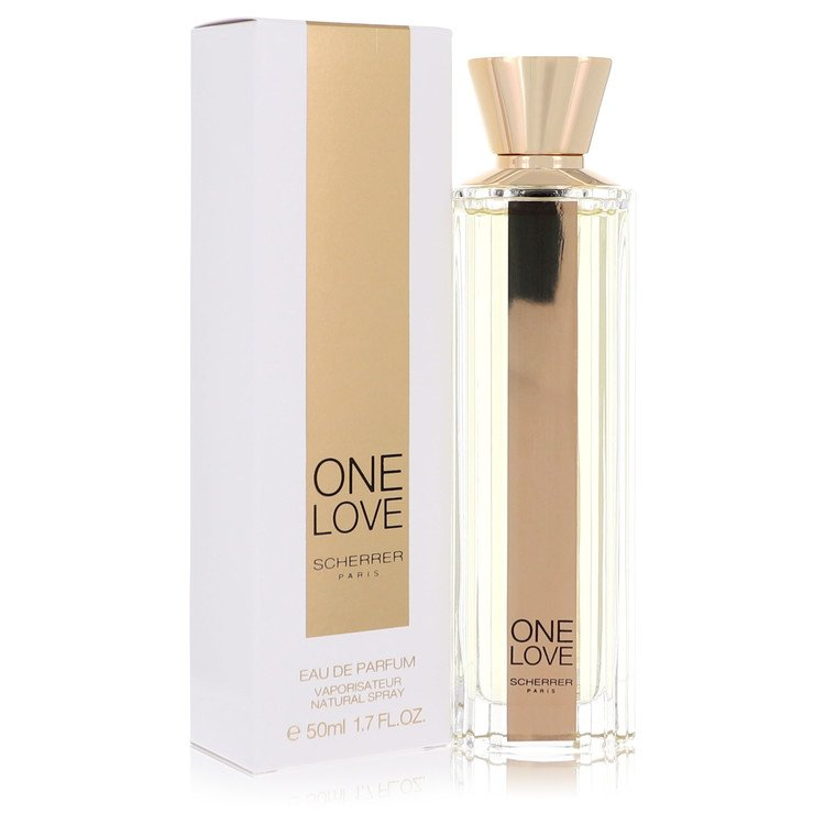 One Love by Jean Louis Scherrer Women's Eau De Parfum Spray 1.7 oz