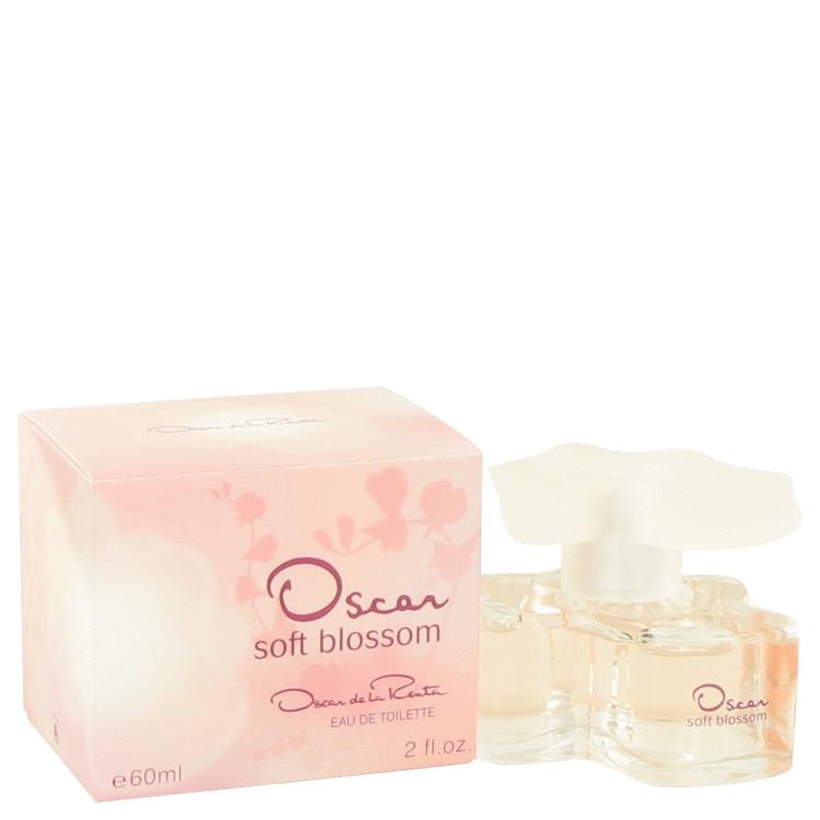 Oscar Soft Blossom by Oscar De La Renta Women's Eau De Toilette Spray 2 oz