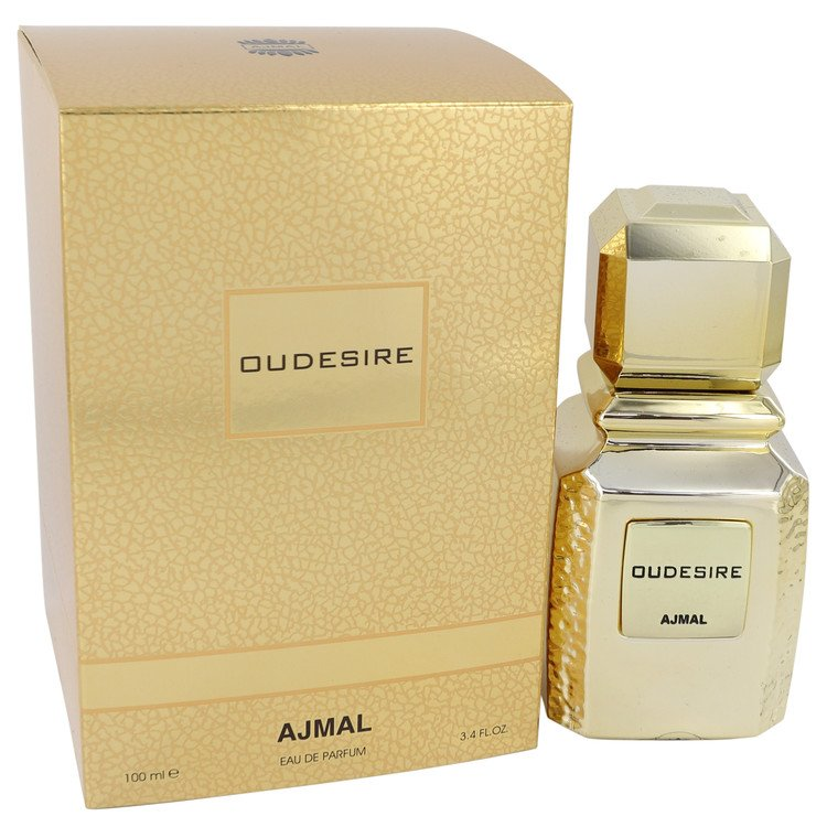 Oudesire by Ajmal Women's Eau De Parfum Spray (Unisex) 3.4 oz