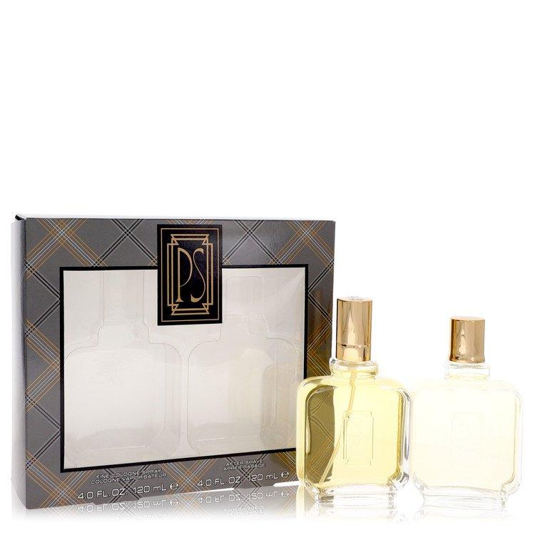 Paul Sebastian by Paul Sebastian Men's Gift Set -- 4 oz Cologne Spray + 4 oz After Shave