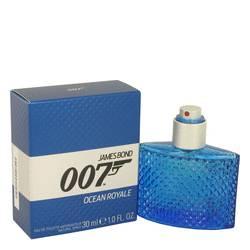 007 Ocean Royale Cologne by James Bond 1 oz Eau De Toilette Spray