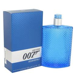 007 Ocean Royale Cologne by James Bond, 125 ml Eau De Toilette Spray for Men