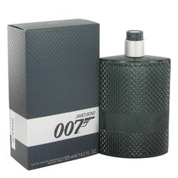 007 Cologne by James Bond, 125 ml Eau De Toilette Spray for Men