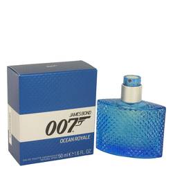 007 Ocean Royale Cologne by James Bond, 1.6 oz Eau De Toilette Spray for Men