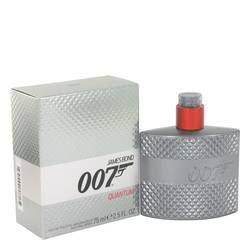 007 Quantum Cologne by James Bond, 2.5 oz Eau De Toilette Spray for Men