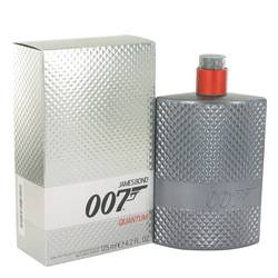 007 Quantum Cologne by James Bond, 4.2 oz Eau De Toilette Spray for Men