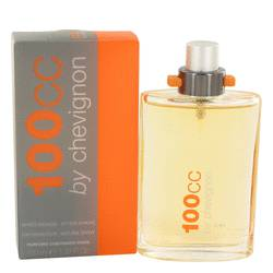 100cc After Shave by Chevignon, 3.33 oz After Shave for Men