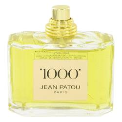 1000 Perfume by Jean Patou, 75 ml Eau De Parfum Spray (Tester) for Women