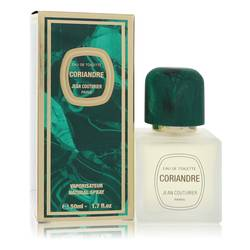 Coriandre Perfume by Jean Couturier, 50 ml Eau De Toilette Spray for Women