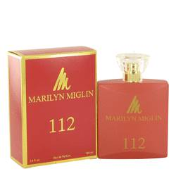 112 M Perfume by Marilyn Miglin 3.4 oz Eau De Parfum Spray