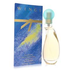 Wings Gift Set by Giorgio Beverly Hills Gift Set for Women Includes 1.7 oz Eau De Toilette Spray + 1/8 oz Mini EDT + 3.3 oz Shower Gel + 3.4 oz Body Moisturizer in display box