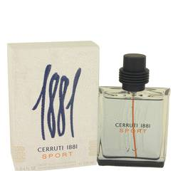 1881 Sport Cologne by Nino Cerruti, 100 ml Eau De Toilette Spray for Men