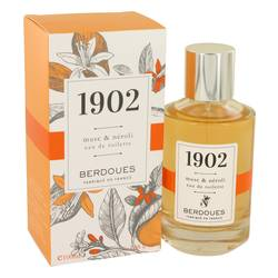 1902 Musc & Neroli Perfume by Berdoues, 100 ml Eau De Toilette Spray for Women