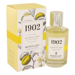 1902 Amande & Tonka Perfume by Berdoues, 100 ml Eau De Toilette Spray for Women