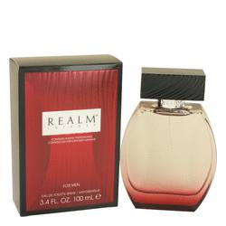 Realm Intense Cologne by Erox, 3.4 oz Eau De Toilette Spray for Men