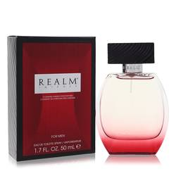 Realm Intense Cologne by Erox, 50 ml Eau De Toilette Spray for Men