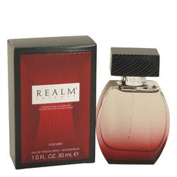 Realm Intense Cologne by Erox, 1 oz Eau De Toilette Spray for Men