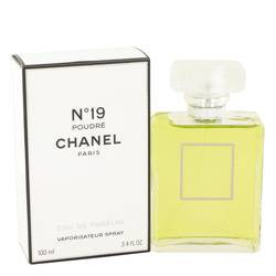 Chanel 19 Perfume by Chanel, 3.3 oz Eau De Parfum Spray for Women