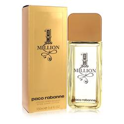 1 Million After Shave by Paco Rabanne, 3.4 oz After Shave for Men