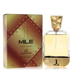 Image of 1 Mile Pour Homme Cologne by Jean Rish, 3.4 oz Eau De Toilette Spray for Men