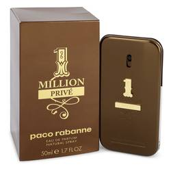 1 Million Prive Cologne by Paco Rabanne 1.7 oz Eau De Parfum Spray for MenWith an exotic woody aroma, 1 Million Prive is designed to lure those around the wearer in with a mix of bold, sweet and spicy scents. The discerning connoisseur will likely pick up the notes of blood orange and cinnamon first. After that, he or she will encounter the rich, heady sweetness of a heart containing a blend of tobacco and myrrh resin.