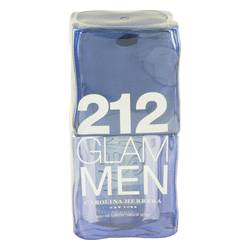 212 Glam Cologne by Carolina Herrera, 100 ml Eau De Toilette Spray for Men