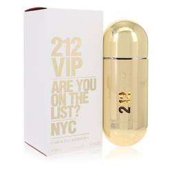 212 Vip Perfume by Carolina Herrera, 80 ml Eau De Parfum Spray for Women
