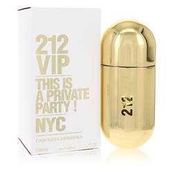 212 Vip Perfume by Carolina Herrera, 1.7 oz Eau De Parfum Spray for Women