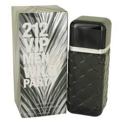 212 Vip Wild Party Cologne by Carolina Herrera, 3.4 oz Eau De Toilette Spray for Men