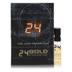 24 Gold The Fragrance Cologne by ScentStory 0.06 oz Vial (sample)
