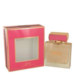 24k Rose Gold Perfume by Prince Parfums, 3.4 oz Eau De Parfum Spray for Women