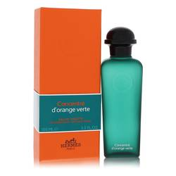 Eau D'orange Verte Perfume by Hermes, 50 ml Eau De Cologne Spray Refillable (Unisex) for Women