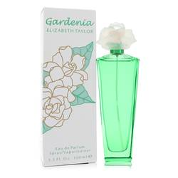 Gardenia Elizabeth Taylor Perfume by Elizabeth Taylor, 3.3 oz Eau De Parfum Spray for Women