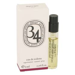 34 Boulevard Saint Germain Sample by Diptyque, 2 ml Vial (sample) for Women