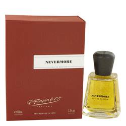 Nevermore Perfume by Frapin, 100 ml Eau De Parfum Spray for Women
