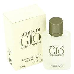 Acqua Di Gio Mini by Giorgio Armani, 5 ml Mini EDT for Men