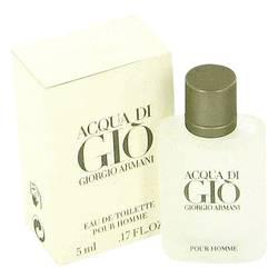 Acqua Di Gio Mini by Giorgio Armani, 5 ml Mini EDT for Men