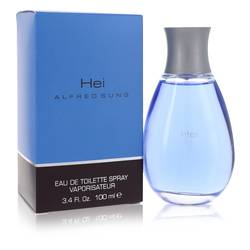 Hei Cologne by Alfred Sung, 3.4 oz Eau De Toilette Spray for Men