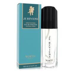 Je Reviens Perfume by Worth, 1.7 oz Eau De Toilette Spray for Women
